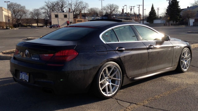 Avant Garde M510 Wheels Bmw 650i Grand Coupe 1
