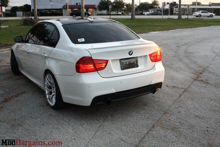 Ag M359 White E90 335i 6