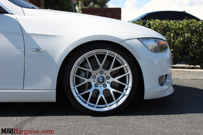 Avant Garde M359 Hypersilver Wheels White E92 335i 9