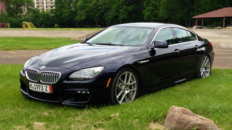 Avant Garde M510 Wheels Bmw 650i Grand Coupe 5