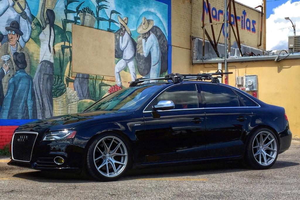 Audi B8 S4 M580 Concave Wheels 2