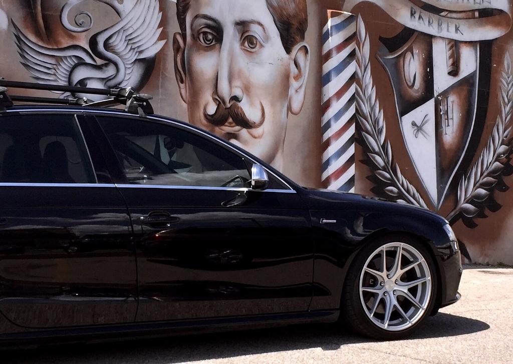 Audi B8 S4 M580 Concave Wheels 5