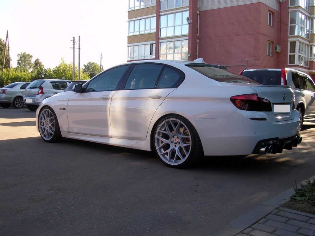 Bmw F10 550i Mesh Concave Staggered Wheels