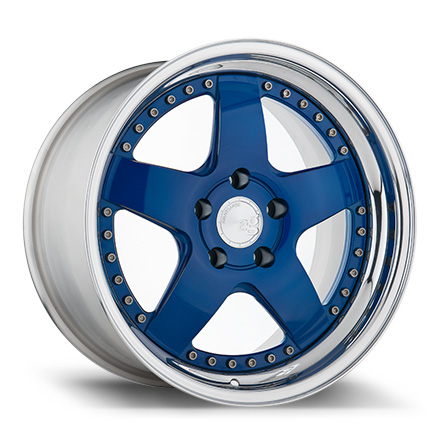 "17"" Catalina Blue with Polished Lip"