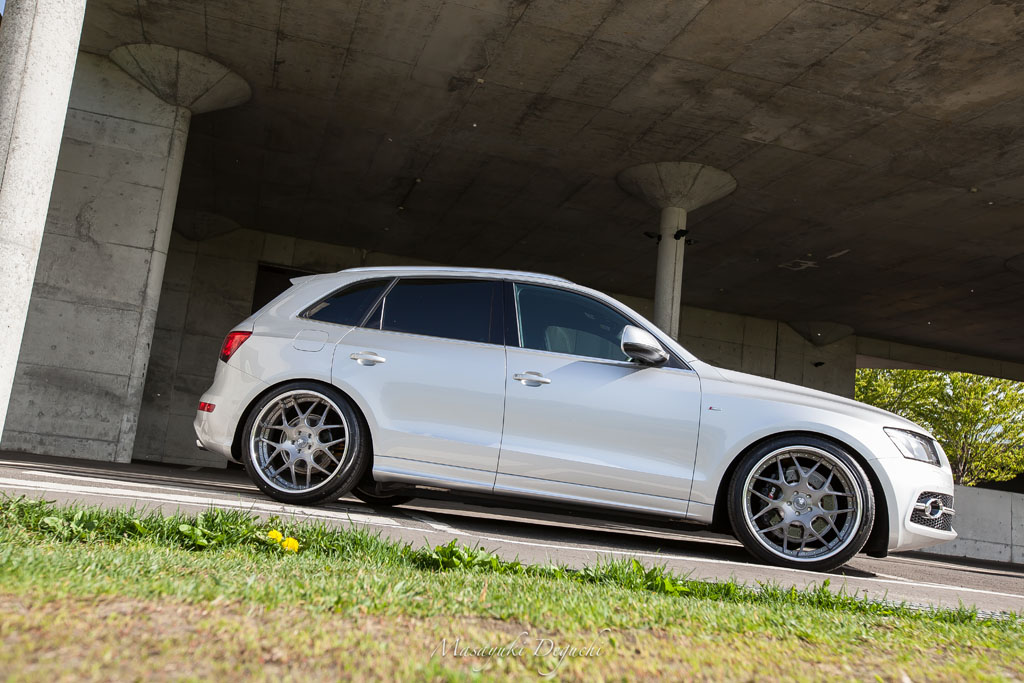 Audi Q5 F210 Avant Garde Wheels Avant Garde Wheels