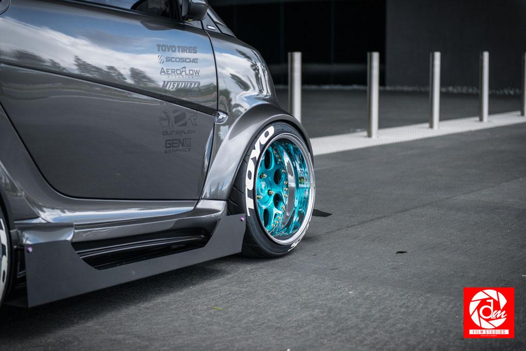 All Car Company >> Avant Garde Wheels | Smart ForTwo - AG F110