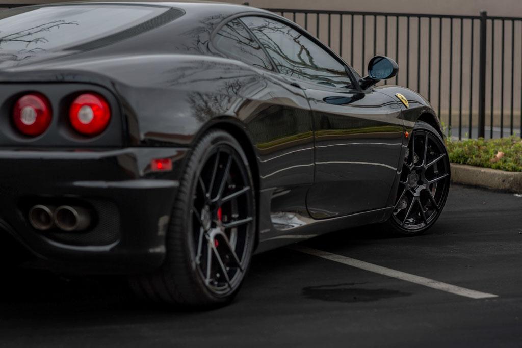 Ferrari 360 Modena M510 Avant Garde Wheels Avant