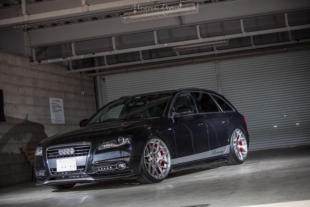 Audi A4 Avant M590 Avant Garde Wheels Avant Garde Wheels