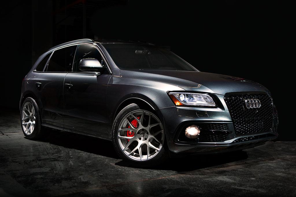 Audi Q5 M590 Avant Garde Wheels Avant Garde Wheels