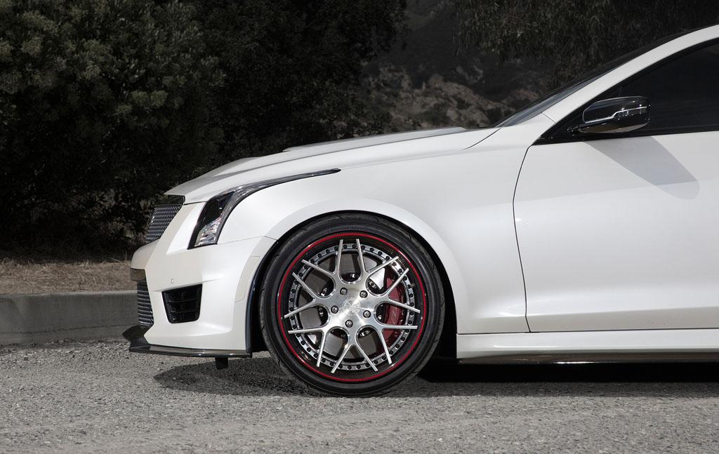 Avant Garde Wheels Cadillac Ats V Ag F510 Spec3