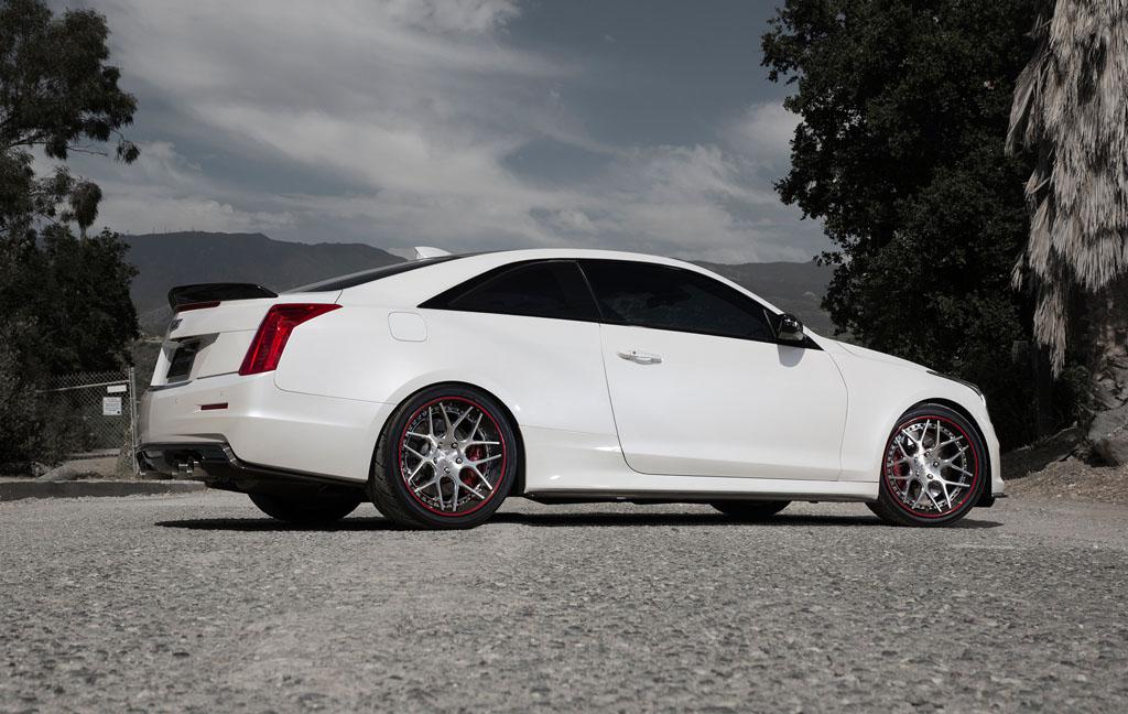 Cadillac Ats V >> Avant Garde Wheels | Cadillac ATS-V | AG F510 SPEC3
