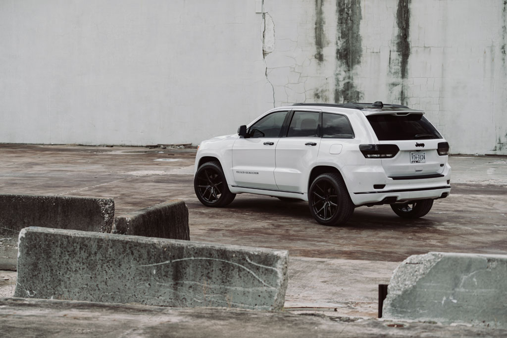 Jeep Cherokee White And Black >> Avant Garde Wheels | Jeep Grand Cherokee | AG M580