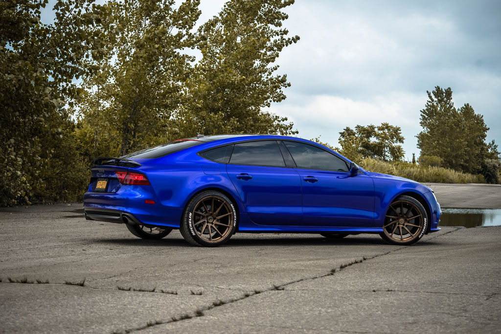 Audi A7 M621 Avant Garde Wheels Avant Garde Wheels