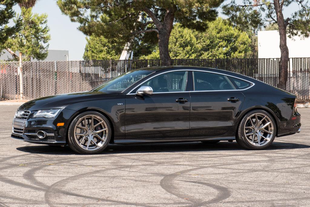 Audi S7 M580 Avant Garde Wheels Avant Garde Wheels