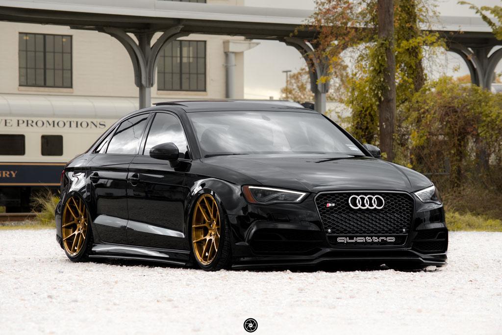 Audi S3 M510 Avant Garde Wheels Avant Garde Wheels