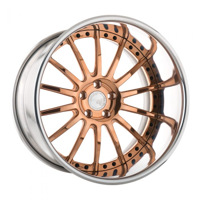 F250 - Polished Copper