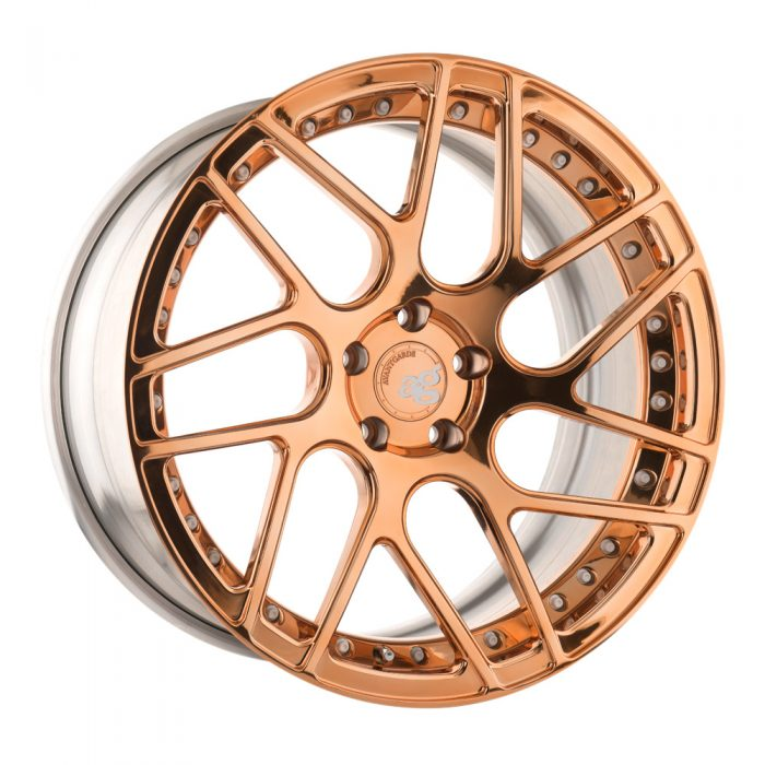 F311 - Polished Copper