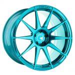 F320 - Mirror Turquoise