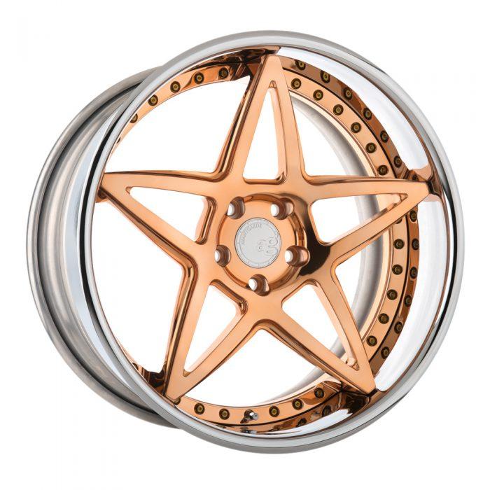 F432 - Polished Copper