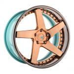 F433 - Polished Copper