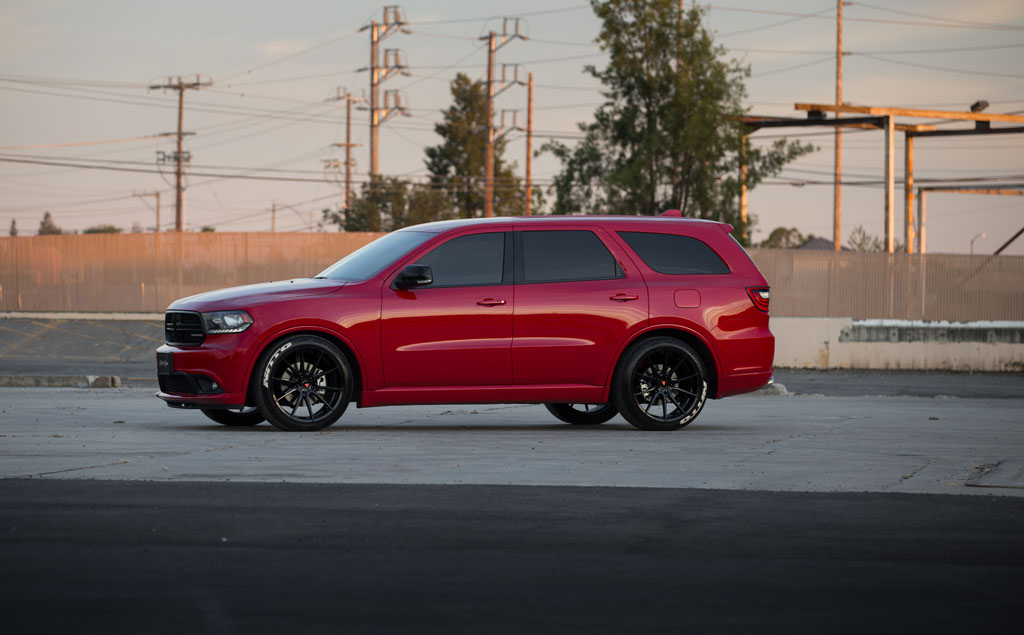 Dodge Durango M652 Avant Garde Wheels