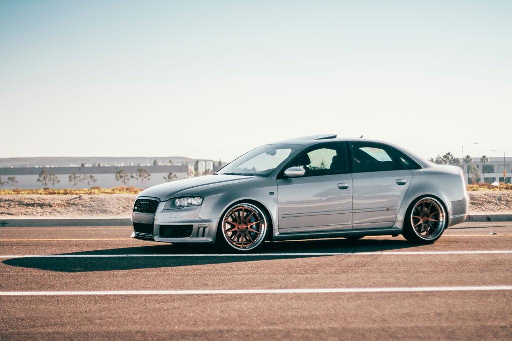Audi Rs4 F520 Spec1 Avant Garde Wheels Avant Garde
