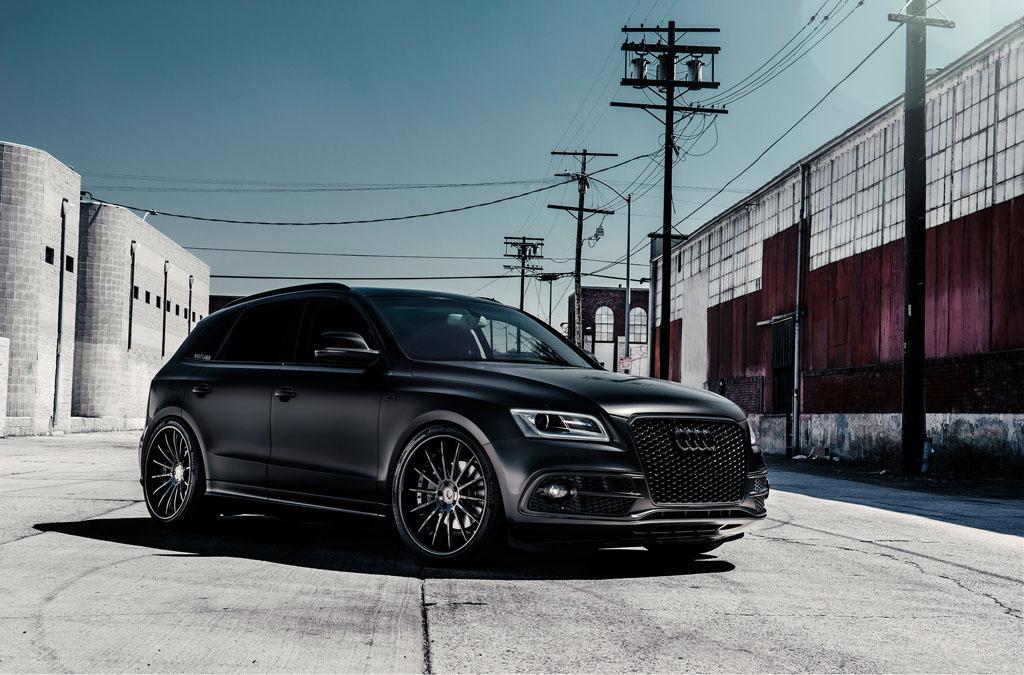 Audi Sq5 F450 Spec2 Avant Garde Wheels Avant Garde Wheels
