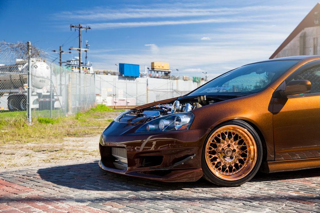 Acura RSX F Avant Garde Wheels Avant Garde Wheels - Acura rsx rims