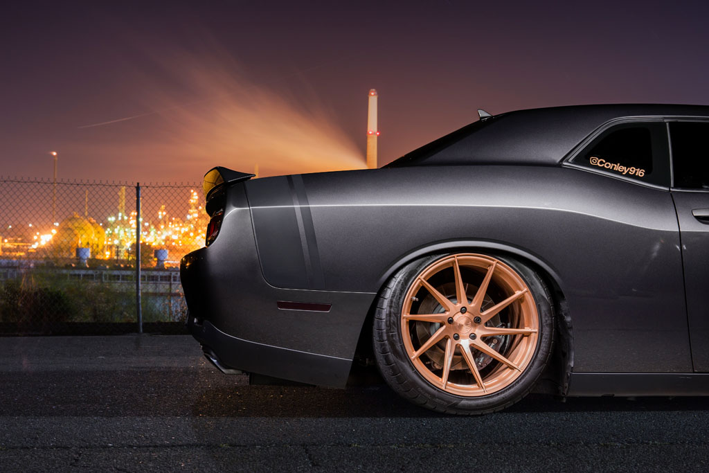 Dodge Challenger 2007 >> Avant Garde Wheels | Dodge Challenger Scat Pack | AG M621