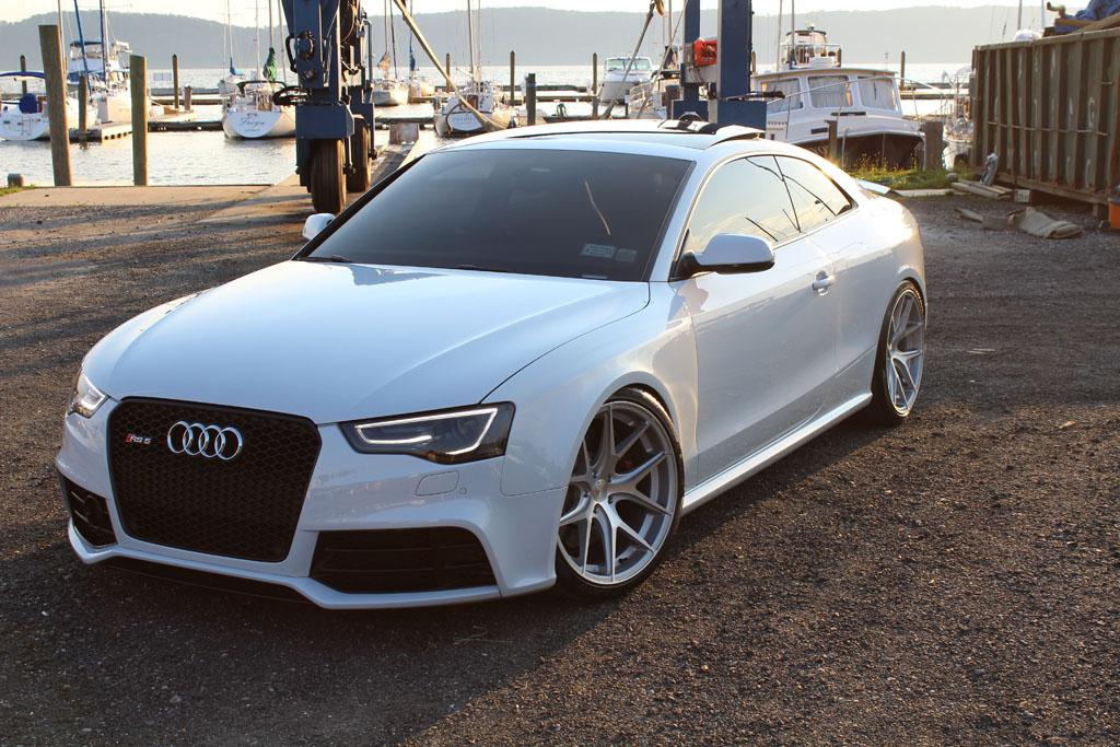 Avant Garde Wheels | Audi B8 RS5 | AG M580