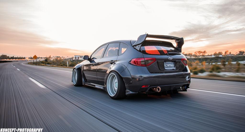 Subaru Wrx F120 Avant Garde Wheels Avant Garde Wheels