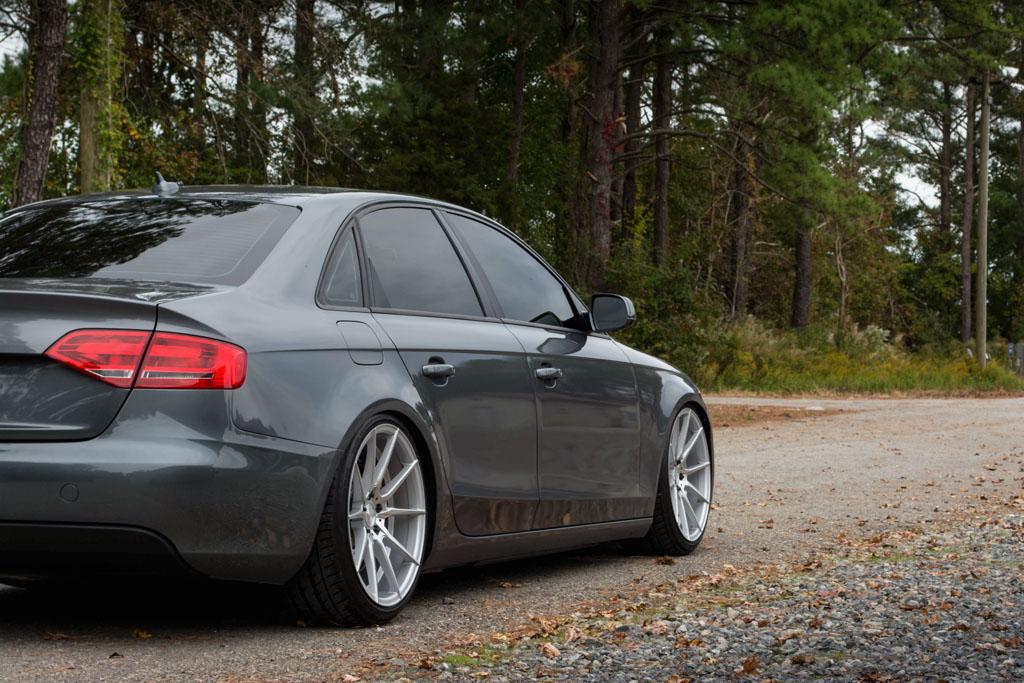 Audi A4 - M652 | Avant Garde Wheels - Avant Garde Wheels