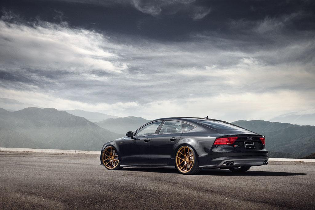 Audi S7 M510 Avant Garde Wheels Avant Garde Wheels