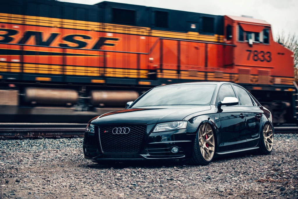 Audi S4 M590 Avant Garde Wheels