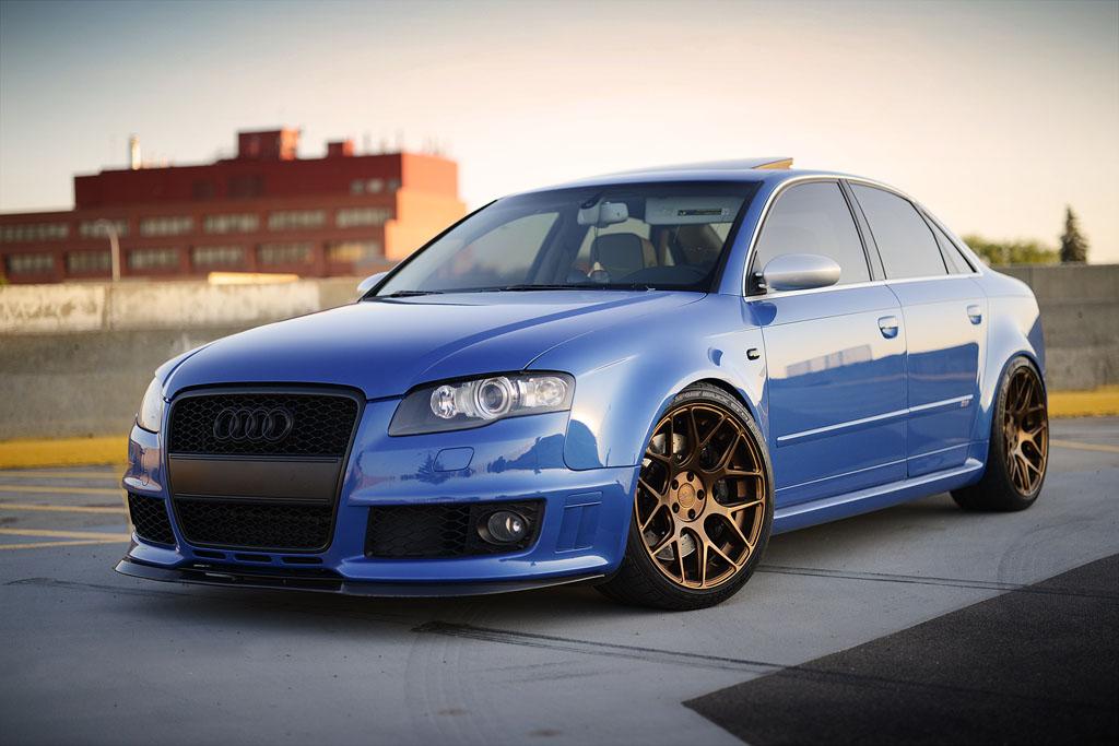 Audi Rs4 M590 Avant Garde Wheels Avant Garde Wheels