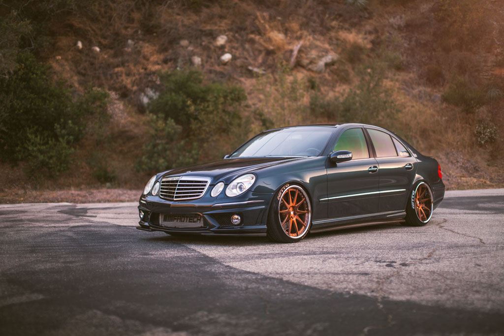 mercedes benz e55 amg ag f420 spec1 avant garde wheels. Black Bedroom Furniture Sets. Home Design Ideas