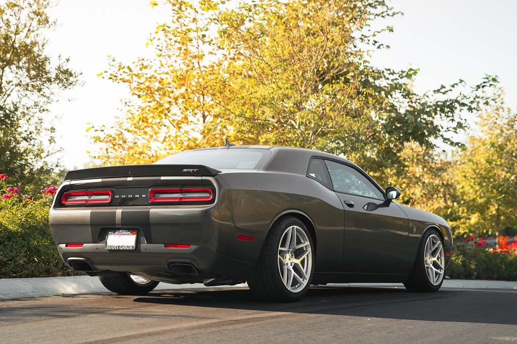 Avant Garde Wheels Dodge Challenger Srt Hellcat Ag M650