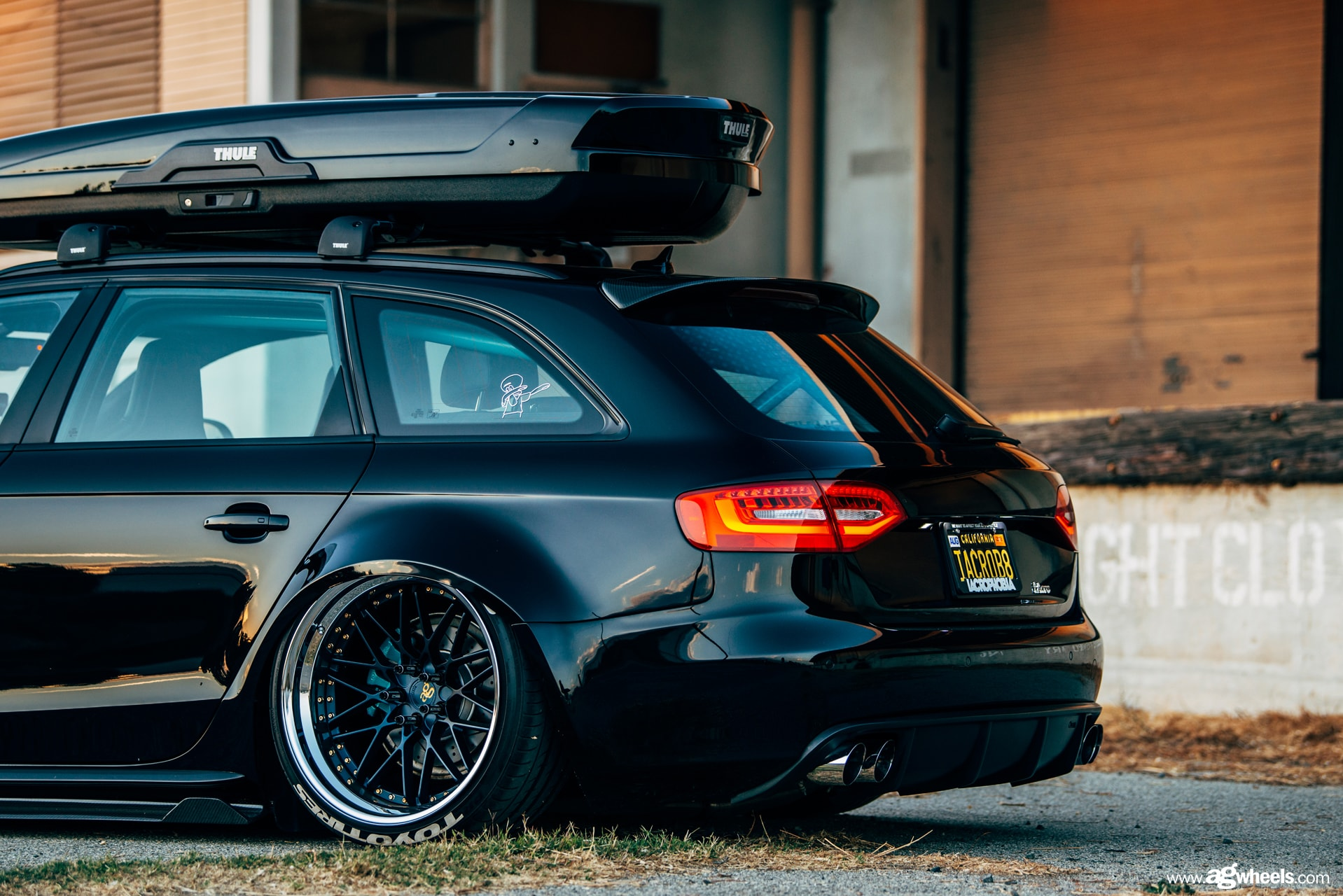 Avant Garde Wheels Audi A4 Avant Widebody Ag Sr10