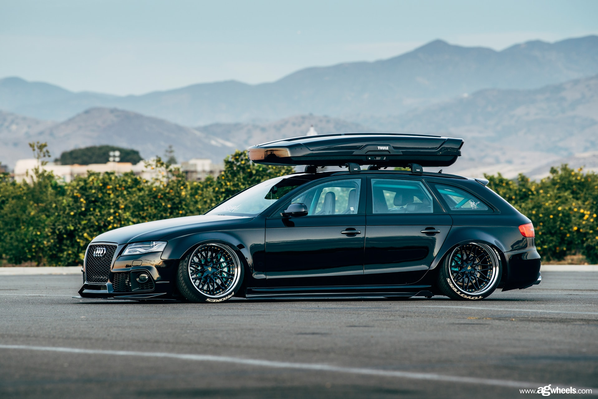 Avant Garde Wheels Audi A4 Avant Widebody Ag Sr10