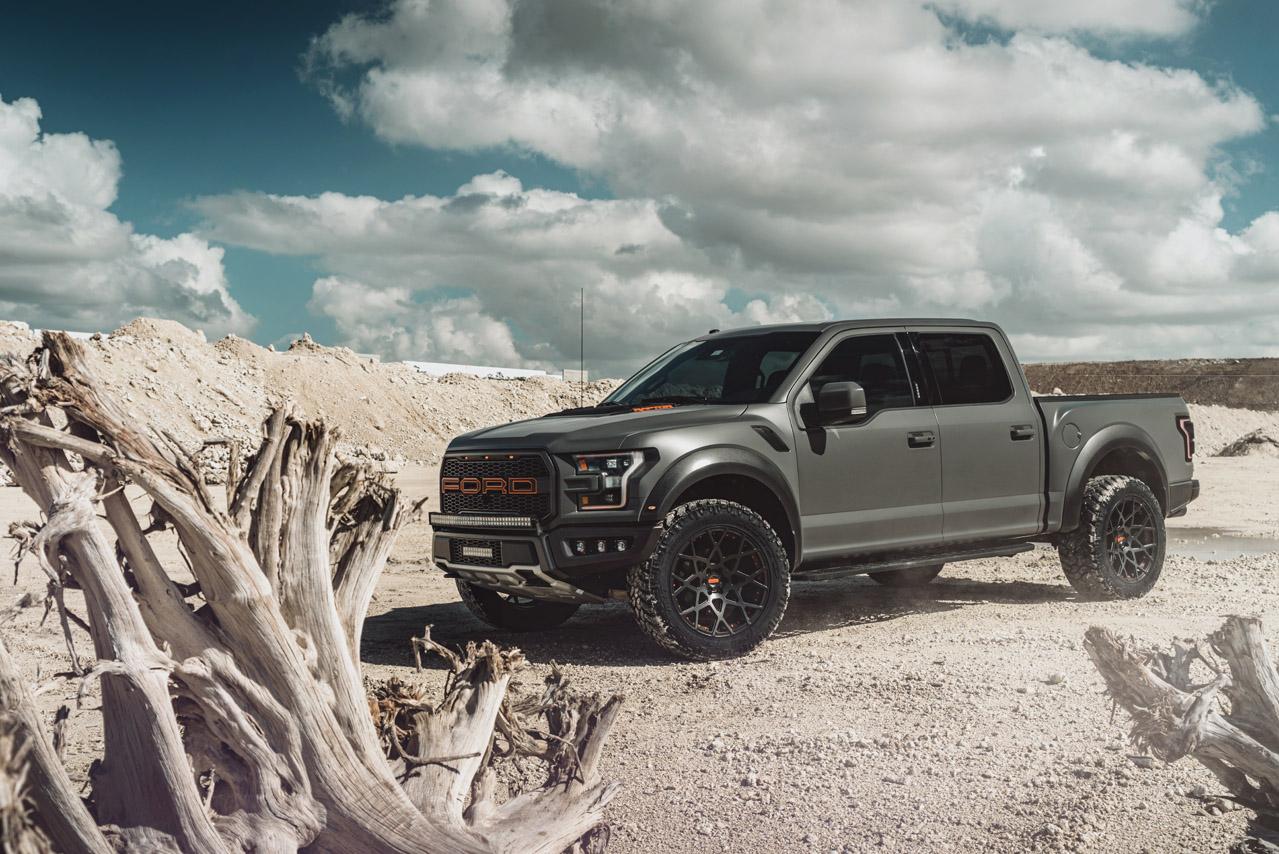 KSM Offroad Wheels | Ford KSM Offroad Wheels Gallery