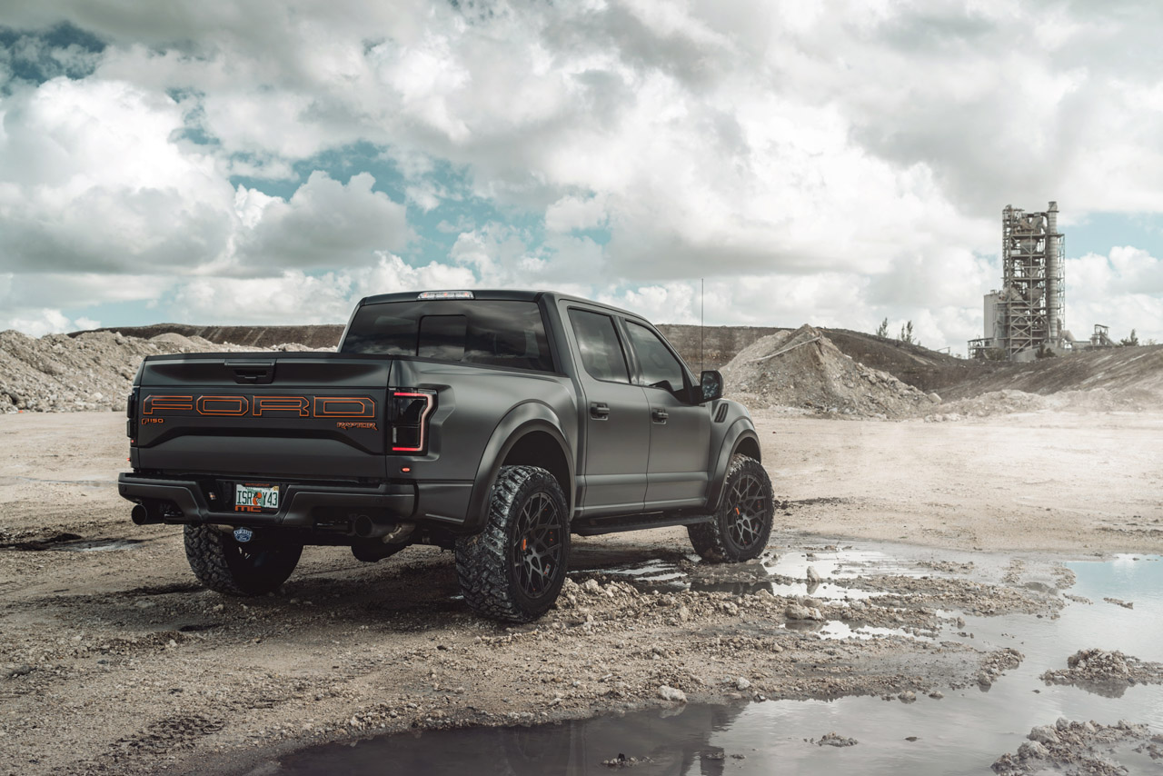 KSM Offroad Wheels | Ford KSM Offroad Wheels Gallery