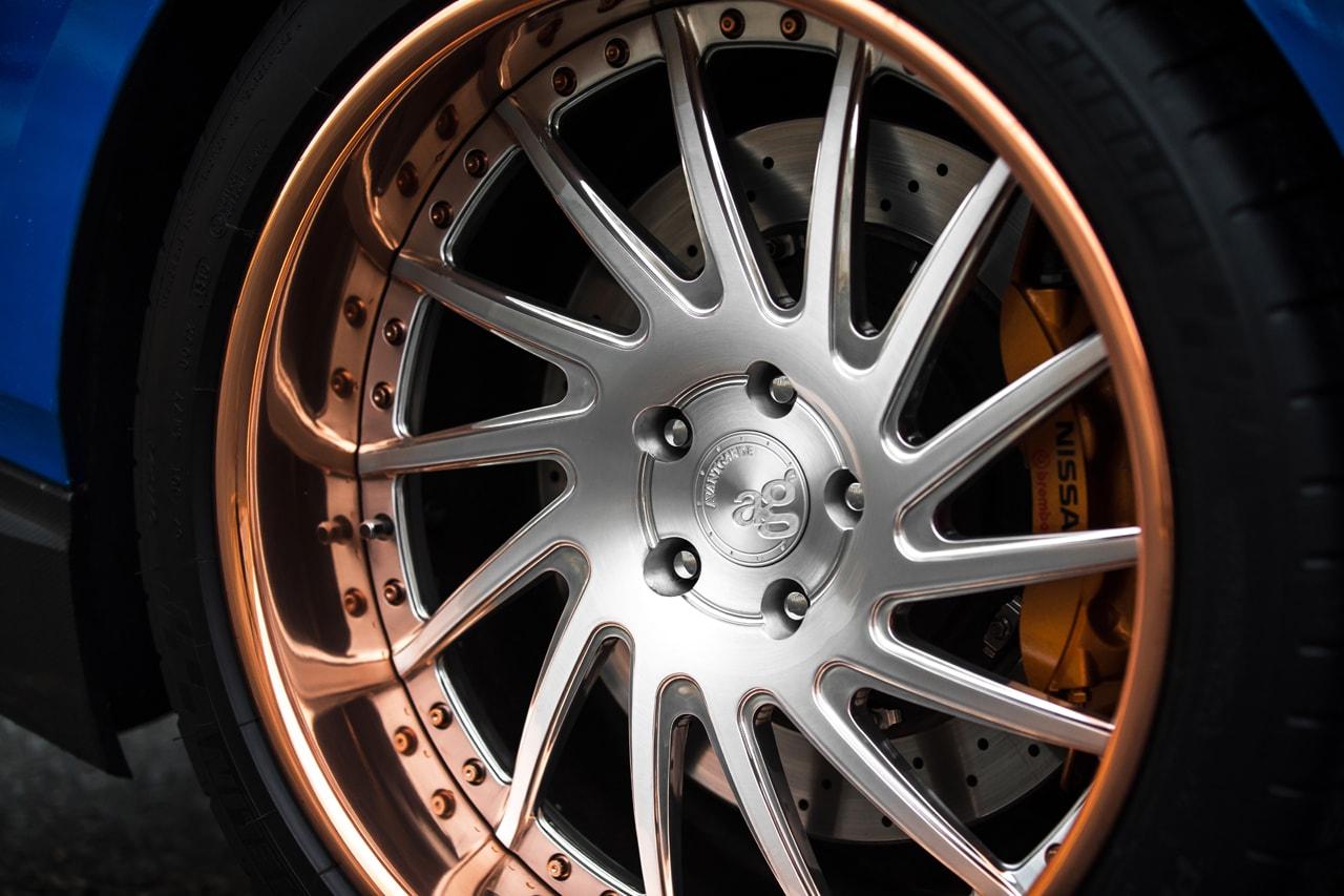 Avant Garde Wheels Nissan Gtr Ag F251 Gt R Rims Agwheels Wheel Avantgardewheels Avantgarde Rim Tire Tires Skyline