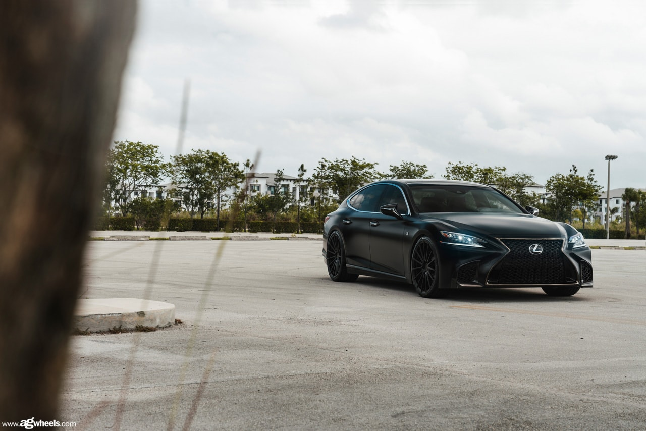 Lexus Archives Avant Garde Wheels
