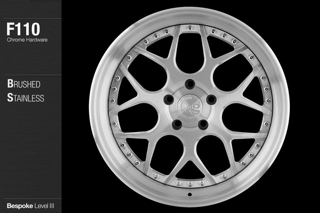 avant-garde-ag-wheels-f110-brushed-stainless-face-lip-chrome-hardware-1-min