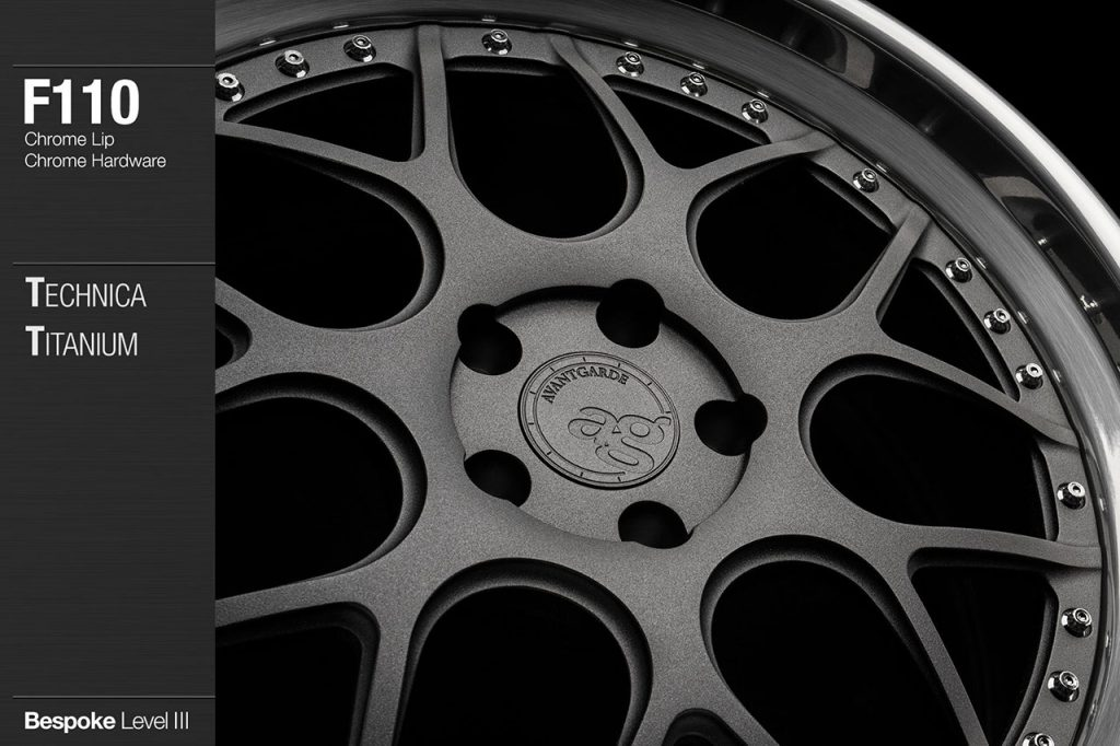 avant-garde-ag-wheels-f110-technica-titanium-face-chrome-lip-hardware-2-min