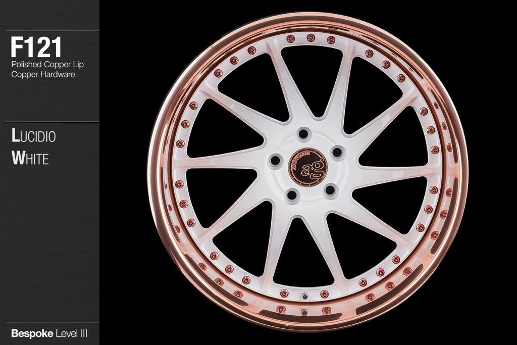 avant-garde-ag-wheels-f121-lucidio-white-face-polished-copper-lip-hardware-1-min