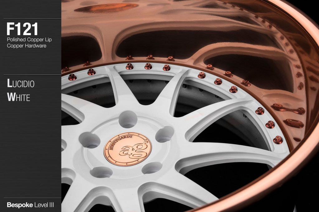 avant-garde-ag-wheels-f121-lucidio-white-face-polished-copper-lip-hardware-2-min