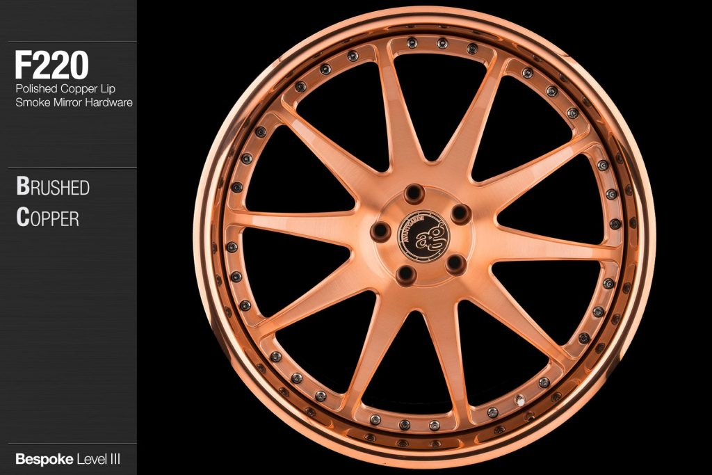 avant-garde-ag-wheels-f220-brushed-copper-face-polished-copper-lip-smoke-mirror-hardware-1-min