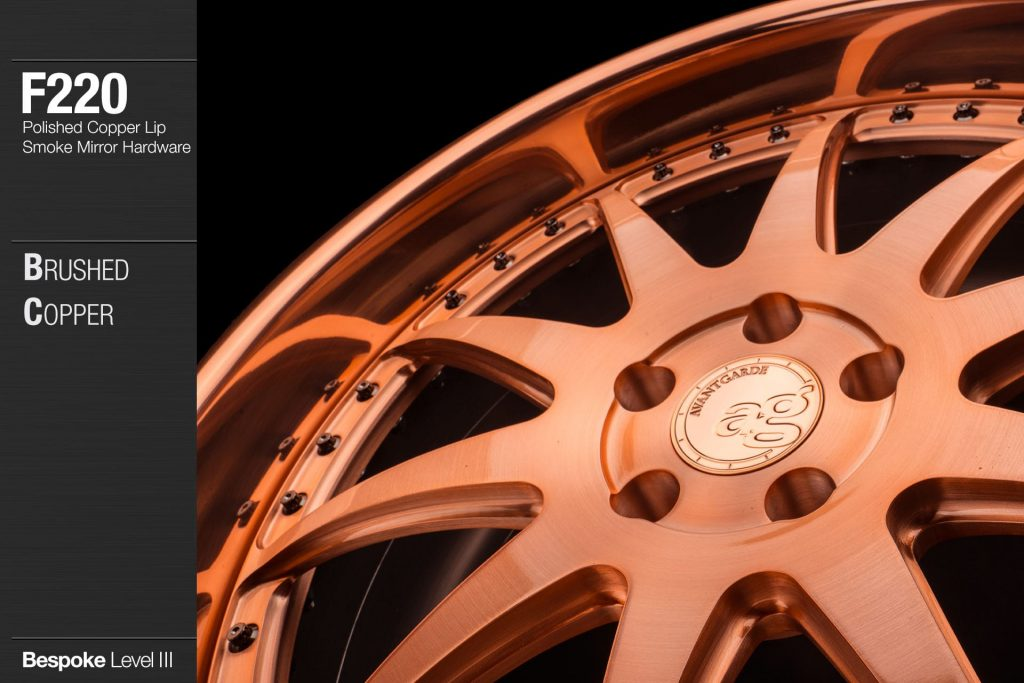 avant-garde-ag-wheels-f220-brushed-copper-face-polished-copper-lip-smoke-mirror-hardware-2-min