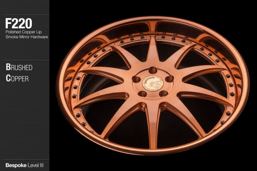 avant-garde-ag-wheels-f220-brushed-copper-face-polished-copper-lip-smoke-mirror-hardware-3-min